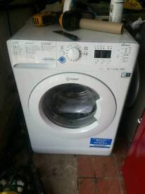 Indesit brand new washer with all . papers