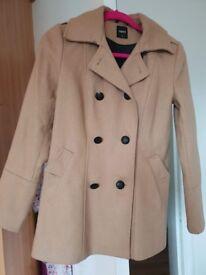 Oasis wool coat