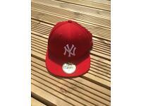 NY red cap