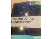 Introduction to Econometrics, Updated 3rd Ed. -- Stock and Watson