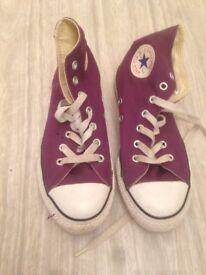 Converse Chuck Taylor All Star Hi Youth UK1.5