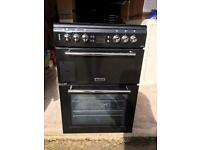 Electric Cooker Leisure Double Oven