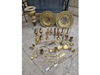 Brass items separate/bundle