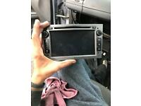 Vauxhall Astra H MK5 Double Din Xtrons Big screen
