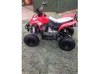110cc four stroke quad bike NEW