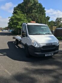 IVECO DALY RECOVERY 2014 GOOD RECOVERY