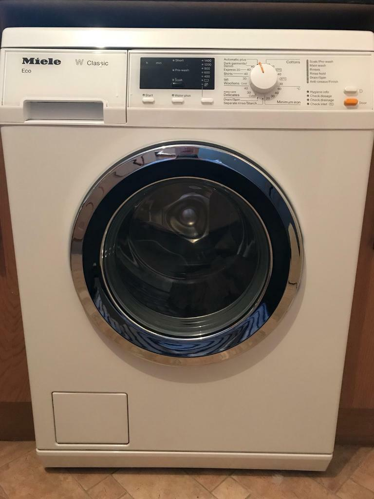 Miele washing machine 1400spin excellent condition ⭐️