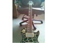 Epiphone Nuclear Extreme LTD edition.. Gibson upgraded.