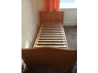 Mothercare 2in1 cot bed