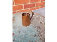 Copper mug/jug
