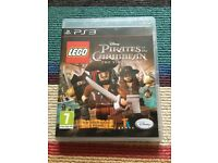 PS3 Game Lego Pirates of the Caribbean