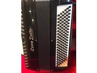 Zero sette piano accordion