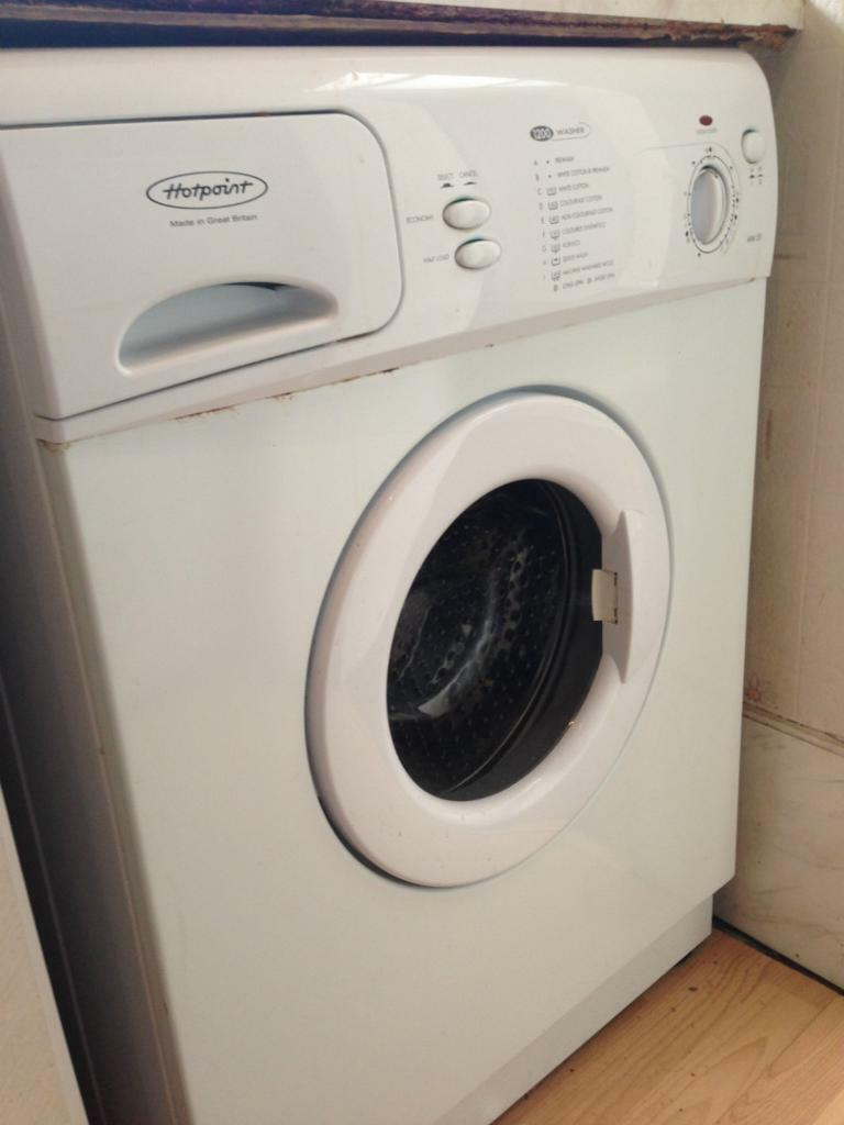 Hotpoint Wm 55 1200 Washing Machine In Blackpool