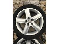 Audi A3 quattro /golf gti /Skoda /seat alloy wheels