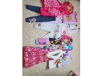 Paw patrol 2/3 clothes bundle