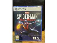 *BRAND NEW SEALED* Spider-Man Miles Morales PS5 Game