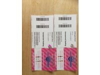 Magic weekend Salford Reds rugby tickets x2