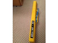 KIS Ski Tube Sportube S2, Fishing Rod Ski Carrier, Case - yellow