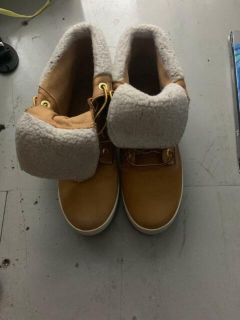Size BarrWest Timberland 7In Fleece Boots Gumtree Teddy