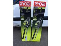 Ryobi power lT2 26cc petrol hedge trimmer