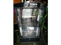 Shop display cabinet With key £50