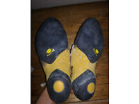La Sportiva - Solutions Size 7.5UK (worn once)