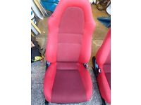 Mr2 seats & door cards