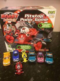 Roary The Racing Car - Pitsop Panic Game
