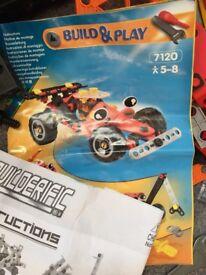 Construction / build it toy for sale