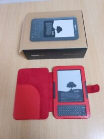 Kindle 3rd Generation 3G & Wifi