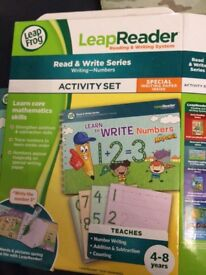 Leapfrog Leapreader like new