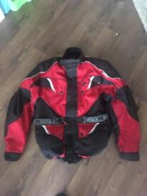 Motorcycle jacket small