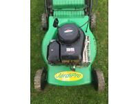 JardiPro Self Propelled Petrol lawnmower with a Briggs & Stratton Engine