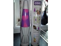 2 new lava lamps