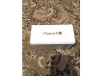 Iphone 4S Empty Box