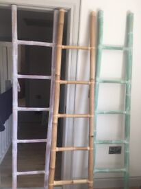 Bamboo ladders from Bali
