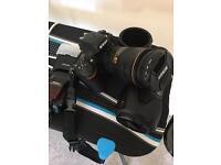 Nikon D800 plus lenses for sale