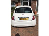 Fiat 500 for sale.