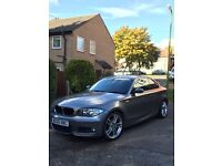 Bmw 1 series m sport coupe 09