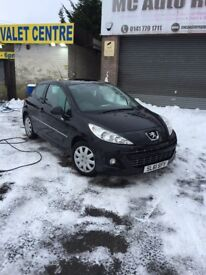 2011 Peugeot 207 1.4 hdi, cheap diesel car quick sale