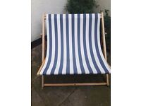 Stylish double seat sun chair in good condition