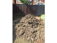 Soil free to collect