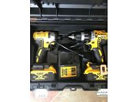 Dewalt set new!