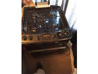 Almost new Gas Cooker with double oven