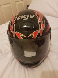 AGV motorbike helmet XS (54)