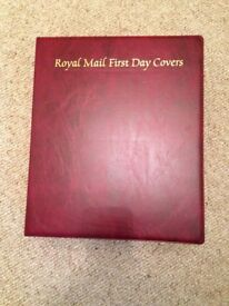 STAMP COLLECTION - First Day Covers, Plus ...