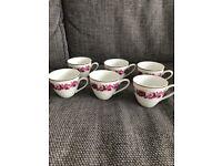 Vintage Tea Set Dinnerware and Crockery