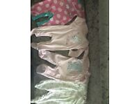 4 x First Size Baby Grows