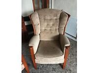 Pair of Relax Richmond small armchairs