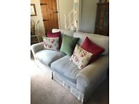 Laura Ashley two seater setee